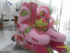 Patines color Rosa