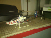 Helicoptero rc