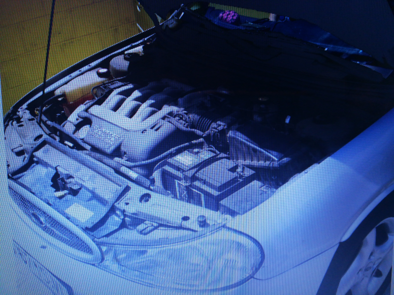 FORD MONDEO RS 24V 1999