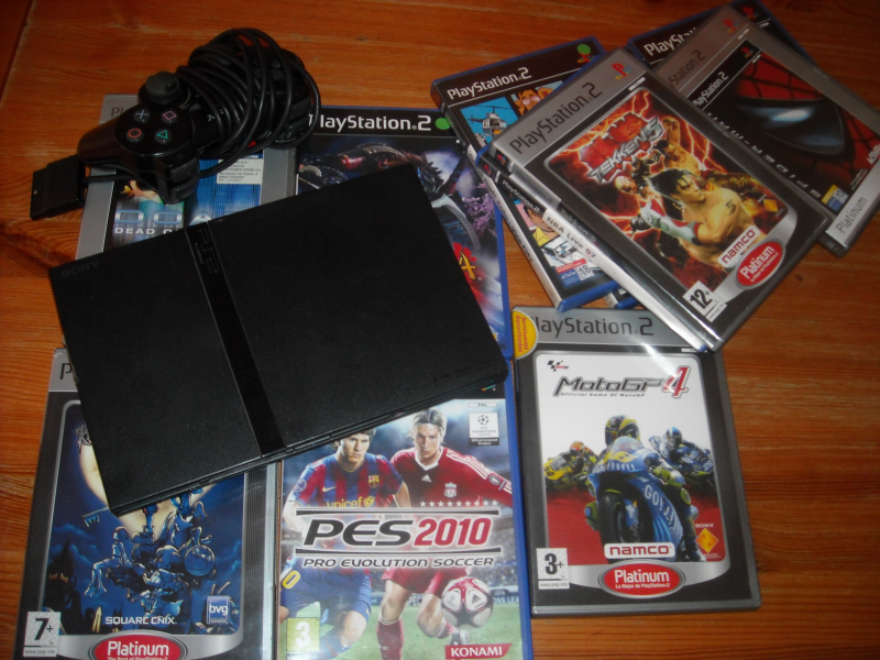 Play stion 2